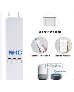 Smart Electric Blinds Engine converts your traditional blinds to a smart modern system