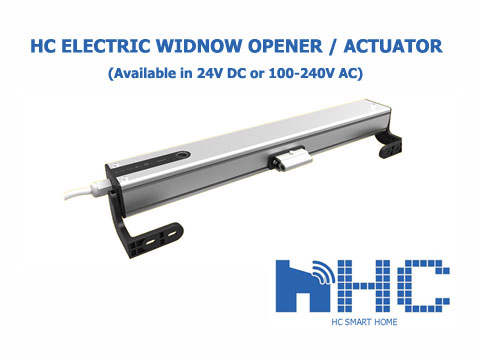Smart Curtain Tracks HT100B