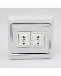 Wired Wall Switch for Electric Windows Opener