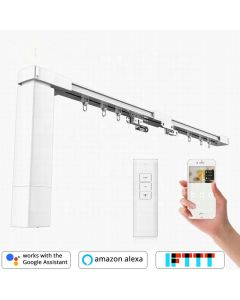 HC DIY Smart Wifi Curtain Motor built-in integration with Amazon Alexa and Google Home IFTTT